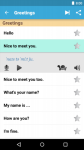 Imparare lInglese select screenshot 4/6
