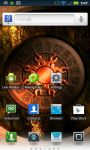 Rotating Mayan Calendar Live Wallpaper screenshot 2/2
