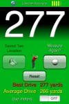 BigHitter - Golf GPS screenshot 1/1