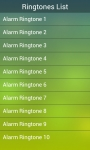 Alarm Ringtones screenshot 1/5