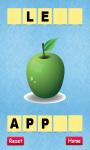 Kids Learn to Spell - Fruits screenshot 2/4