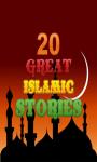 20 Great Islamic Stories  screenshot 1/1