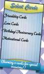 Ecards Greeting Cards Maker screenshot 2/4