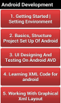 Learn To Build Android APP screenshot 2/3