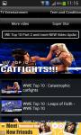 WWE Video screenshot 2/3