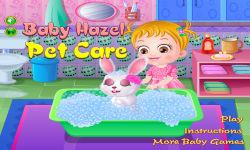 Baby Hazel Pet Care screenshot 1/5