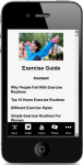Exercise Routines screenshot 4/4