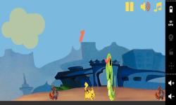 The Running Pikachu Pokemon screenshot 2/3