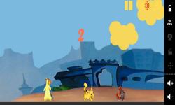 The Running Pikachu Pokemon screenshot 3/3