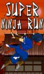 Super Ninja Run - Free screenshot 1/6