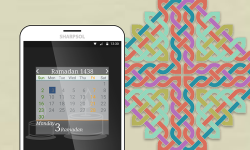 Hijri Calendar Widget screenshot 5/5