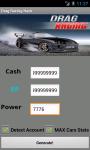 Drag Racing Cheats Unofficial screenshot 1/2