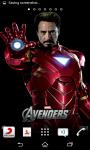 Avengers Live Wallpaper screenshot 2/6