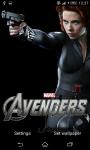 Avengers Live Wallpaper screenshot 4/6