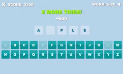 1 Word 10 Tries screenshot 2/4