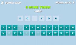 1 Word 10 Tries screenshot 4/4