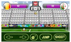 Super Triclops Soccer screenshot 1/3