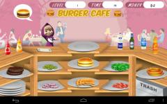 Burger Cafe screenshot 3/6