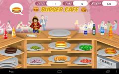 Burger Cafe screenshot 4/6