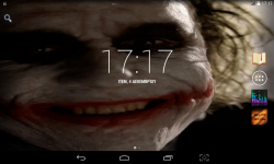Animated Joker Smile screenshot 2/4