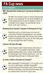 The FA Cup updates screenshot 2/3