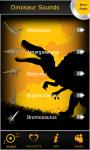New Dinosaur Sounds screenshot 2/5