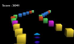 Cube Rocket 3D screenshot 2/4