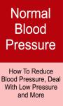 Normal Blood Pressure screenshot 1/5