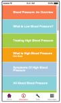 Normal Blood Pressure screenshot 2/5