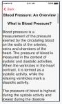 Normal Blood Pressure screenshot 5/5