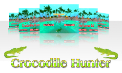 Sniper Crocodile Hunter 3D screenshot 2/6