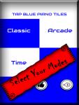 Blue Piano Tile screenshot 4/6