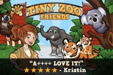 Tiny Zoo Friends screenshot 1/4