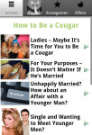 How to Be a Cougar screenshot 2/3