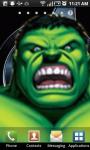 The Hulk Live Wallpaper screenshot 2/3