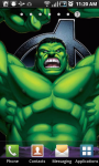 The Hulk Live Wallpaper screenshot 3/3