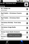 Christian Radio  Pro screenshot 3/3