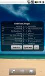 Livescore Widgets screenshot 3/6