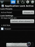 Lock for Shazam screenshot 2/3
