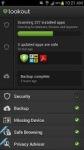 Lookout Security & Antivirus screenshot 5/6