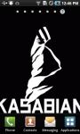 Kasabian Live Wallpaper screenshot 1/3