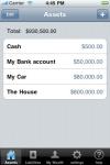 My Wealth screenshot 1/1