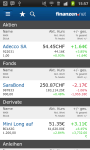 finanzennet Boerse und Aktien screenshot 4/6