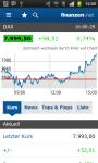 finanzennet Boerse und Aktien screenshot 6/6