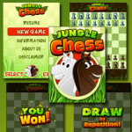 Jungle Chess Free screenshot 3/4