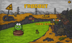 FrogoutGame screenshot 1/4