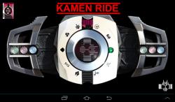 KR Decade Henshin Belt screenshot 2/3