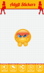 Adult Chatting Stickers screenshot 2/4