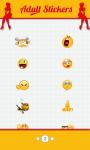 Adult Chatting Stickers screenshot 4/4