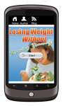 Losing Weight Without Starving Ebook screenshot 1/1